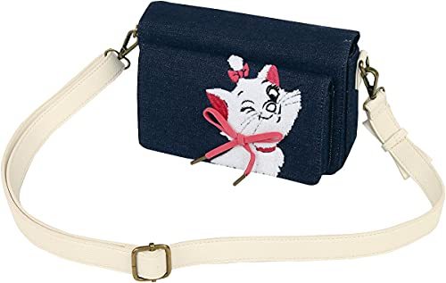 Loungefly Aristocats Marie Duffle Purse Hand Bag WVTB1744