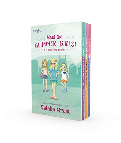Meet the Glimmer Girls Box Set (Faithgirlz / Glimmer Girls)