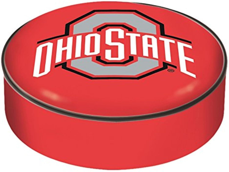 Holland Bar Stool NCAA Ohio State Buckeyes Bar Stool Seat Cover