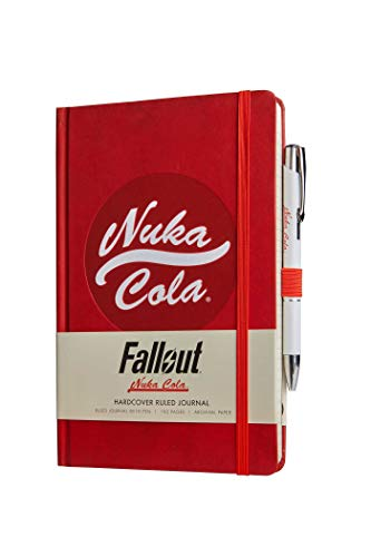 Fallout Hardcover Ruled Journal (With Pen) (Gaming)