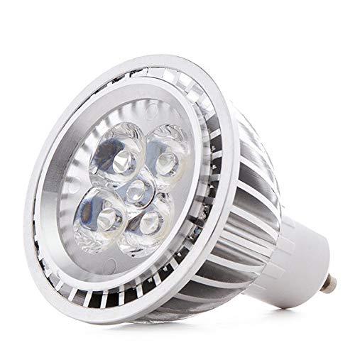 Greenice | Bombilla de LEDs PAR20 Ø60Mm GU10 7W 660Lm 30.000H | Blanco Frío