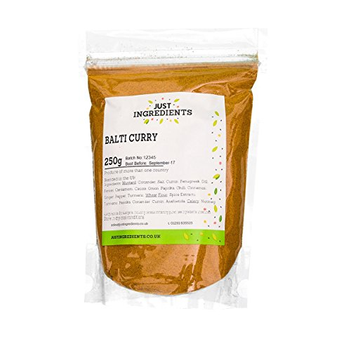 Premier Balti Curry 100g by JustIngredients
