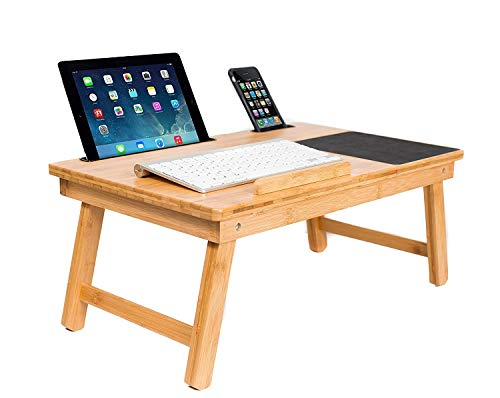 Sofia + Sam - Bandeja multiuso portátil para la cama bandeja, compatible...