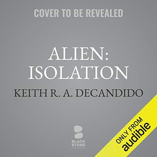 Alien: Isolation cover art