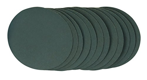 PROXXON 28670 Schleifscheiben Korn 2000 Packung mit 12 Stück für WP/E