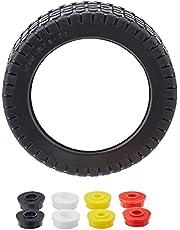 Greenstar 9636 Universeel wiel, kunststof, op ring, diameter 200 mm, RTU200