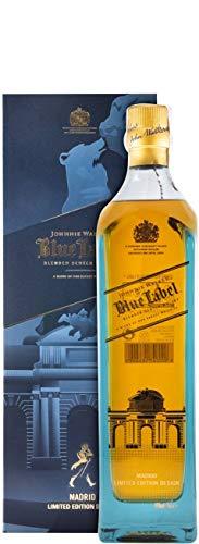 Johnnie Walker Blue Label Madrid Edition