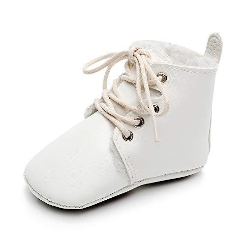 MASOCIO Botas Bebe Niño Niña Invierno Zapatillas Zapatos Primeros Pasos Botines Botitas Nieve...
