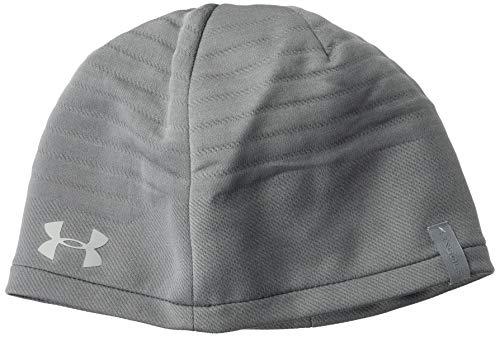 Under Armour Golf 2018 Herren UA Daytona Wasserabweisender Winter Beanie Hut Rhino Grey