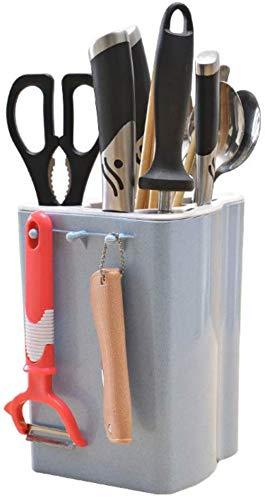 Mentohe Facile da Pulire Rimovibile portacoltelli Tavolo della Cucina Supporto di Storage, Strumenti di Forks Bacchette