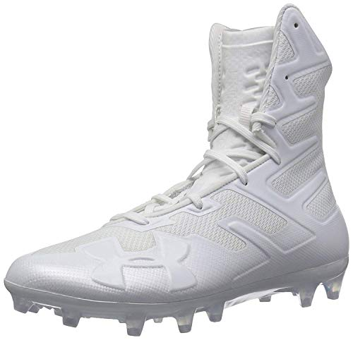 Under Armour Herren Highlight MC Fußball Stollenschuh, Weiá (White (100)/White), 40 EU