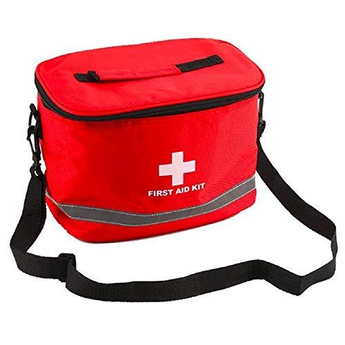 1 ST Emergency Survival Bag Mini EHBO-kit Sport Travel Kits Home Bag Outdoor Car EHBO-tas