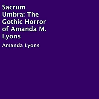 Sacrum Umbra audiobook cover art
