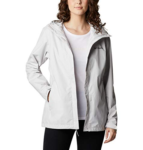 Columbia Arcadia II Jacket Chaqueta entallada, Gris - Nimbus Grey, 2X para Mujer