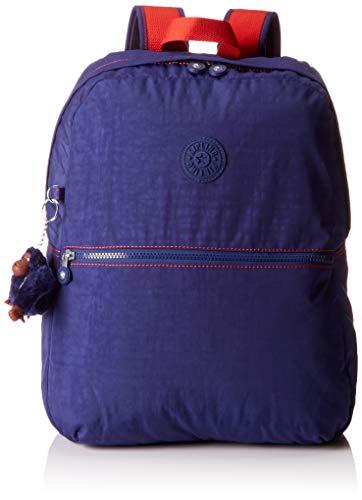 Kipling Emery Schulrucksack, 42 cm, 22 Liter, Polish Blue C