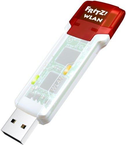 AVM FRITZ!WLAN Stick N (300 Mbit/s, WPA2/WPA, 14g)