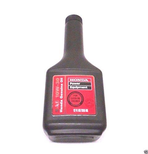 Honda 08213-10W30 Oil - 12 oz