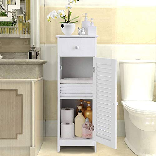 Modern Home Storage Cabinets with Doors Shelves $45.00 (80% OFF Coupon)