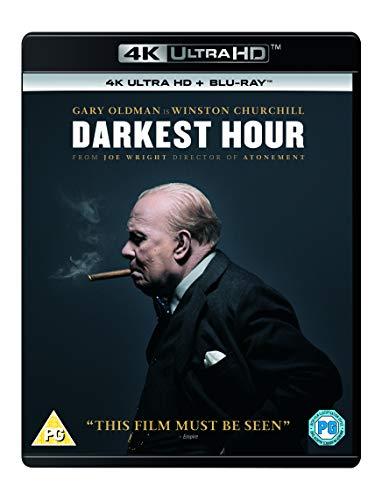 Darkest Hour [Blu-ray] [2018]