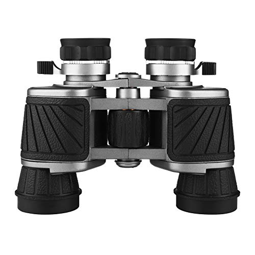 SIMEISM HD pequeños telescopios para adultos potentes prismáticos militares 8X40 HD binocular Lll visión nocturna telescopio profesional impermeable