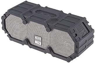 Altec Lansing Lifejacket 3 Rugged Bluetooth Speaker Black IMW578N-BLG-WM (Renewed)