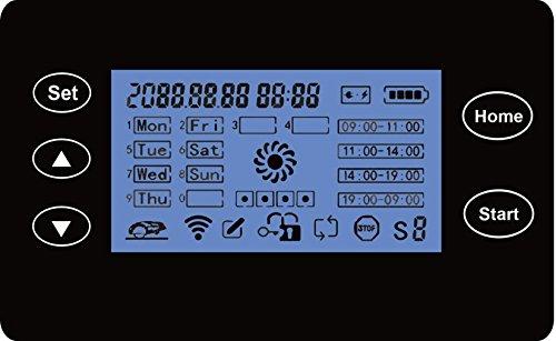 YardForce SA600H Mähroboter bis 600m² Rasen - 5