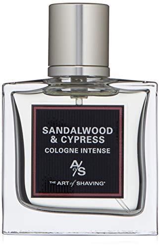The Art of Shaving, Cologne Intense, Sandalwood & Cypress, 1.0 oz.