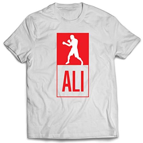 T-Shirt pour Hommes Boxe - dans Le Style de Combat pour la Formation, Les Sports, l