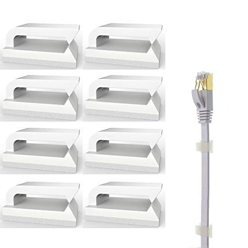 Flat Wire Cable Clips: Amazon.com Wiring Ethernet Cable on