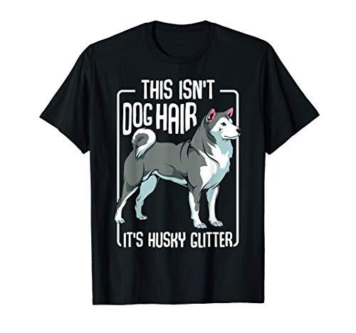 Ce n'est pas le poil du chien, mais la patte de l'animal T-Shirt