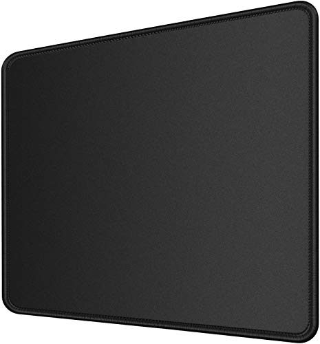 Cables Kart Mouse Pad with Stitched Edge, Premium-Textured Mouse Mat, Non-Slip Rubber Base Mousepad for Laptop, Computer & PC,