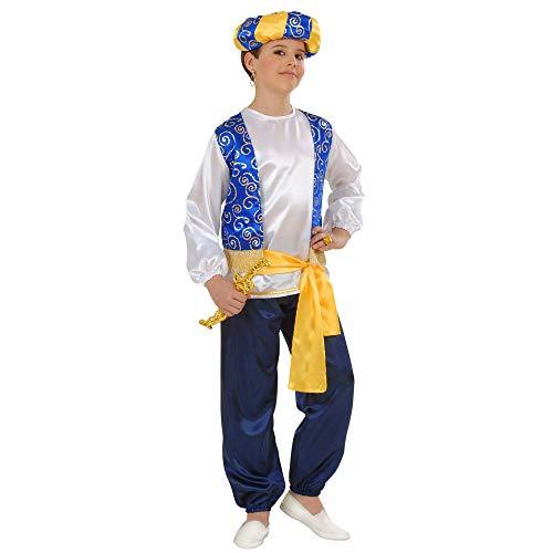 Widmann - Déguisement prince oriental 11/13 ans