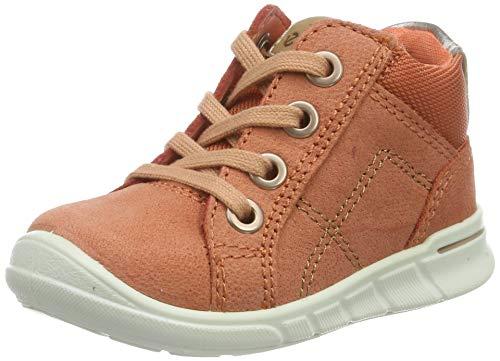 Ecco Unisex Baby FIRST Sneaker, Orange (Apricot 1388), 25 EU