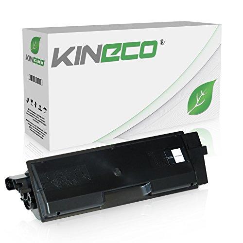 Toner kompatibel zu TK-590 TK590 für Kyocera FS-C2026MFP, FS-C2126MFP, FS-C2526MFP, FS-C2626MFP, FS-C5250DN, ECOSYS M6026, M6526, P6026-1T02KV0NL0 - Schwarz 7.000 Seiten