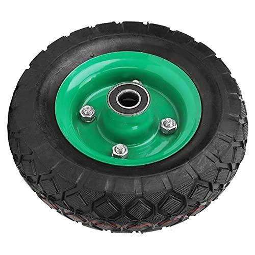 ZLRFCOK Neumático inflable resistente al desgaste 6 'Rueda 150mm Neumático de grado industrial Carro de herramienta carretilla rueda rueda 250kg tubo interior cambiable