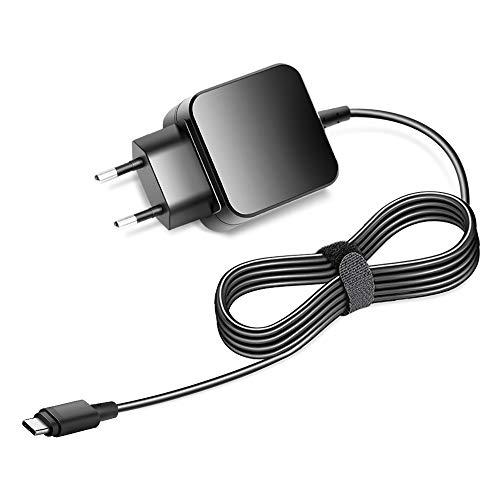 KFD 5V 3A USB-C Ladegerät für JBL Charge 4, JBL Flip 5, Raspberry Pi 4 Nexus 5X 6P, OnePlus 2, Nokia N1, Xiaomi 4C, Zuk Z1,Google ChromeBook Pixel Ladegerät