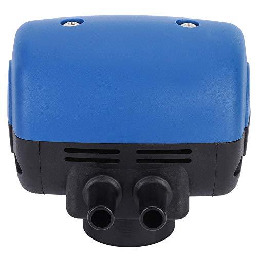 Duokon Accessorio per Attrezzature di mungitura pneumatica del pulsatore Pneumatico della mungitrice delle Pecore Azienda agricola di plastica di 2 us
