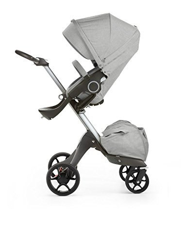 Product Image of the Xplory V5 Stroller Grey Melange