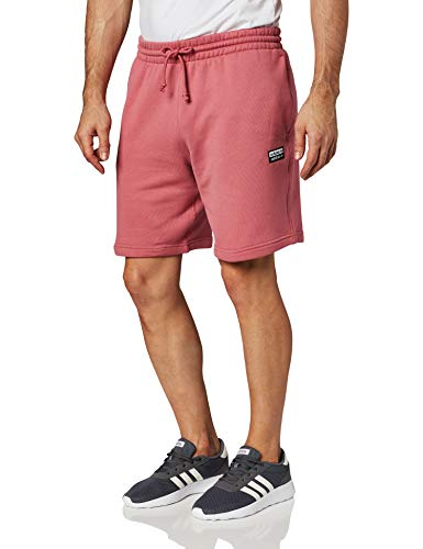 adidas Originals Shorts Herren Vocal Short EJ7416 Rosa, Größe:L
