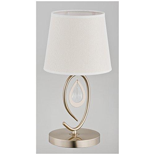 ALFA Izyda 1 Lampe de Chevet Lampe à Poser Luminaire Lampe de Table lumière Interieur
