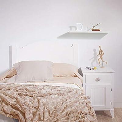 Cabecero infantil. Modelo Anastasia El modelo Anastasia es un cabecero infantil para camas de 90, creando un ambiente diferente, para su dormitorio infantil. Medidas: 107cm alto x 100cm ancho Fabricado en MDF lacado Producto de gran calidad, diseñado...