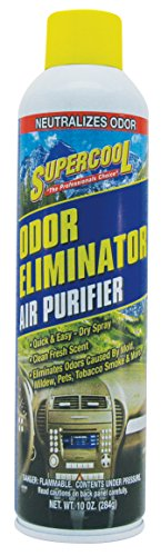 Supercool 9503 Odor Eliminator and Air Purifier Spray