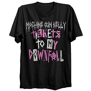 Machine Tickets To My Downfall Gun Kelly Og Unisex T-Shirt
