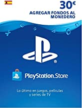 TARJETA PSN CARD 30€ | Código de descarga PSN - Cuenta española