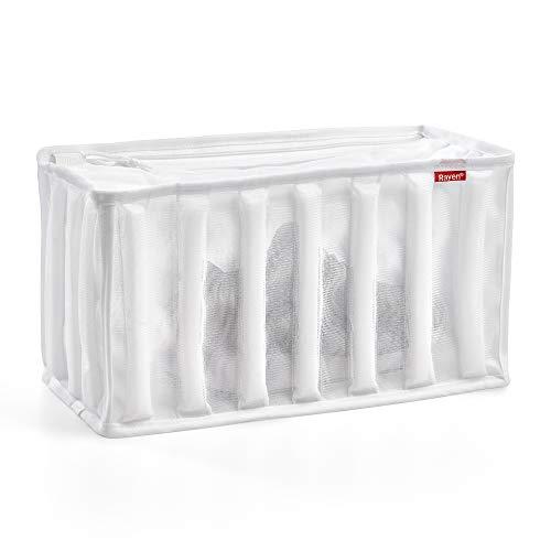 Rayen Bolsa Lavadora para Calzado, Blanco, 34 X 16 Cm