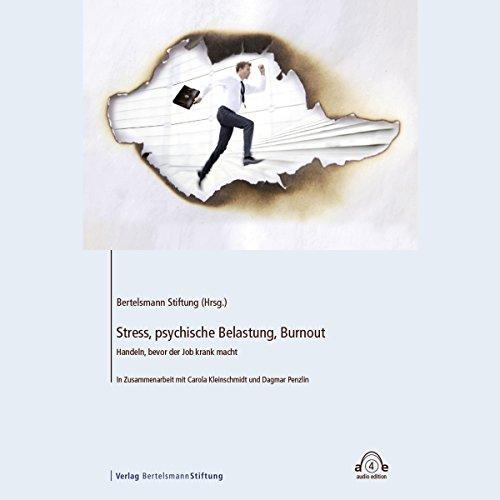 Stress, psychische Belastung, Burnout Titelbild