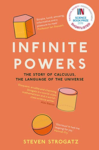 Book's Cover of Infinite Powers: The Story of Calculus - The Language of the Universe (English Edition) Versión Kindle