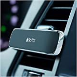 Bestrix Magnetic Phone Car Holder Air Vent   Super Strong Magnet Car Cell Phone Mount - Luxury Design Fits All Smartphones - iPhone 11/11 Pro/Xs/XS Max / 8/7 / 6, Google Pixel, Samsung Galaxy & More