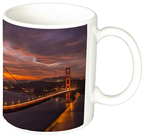 MasTazas Puente Golden Gate Bridge California San Francisco A Tasse Mug