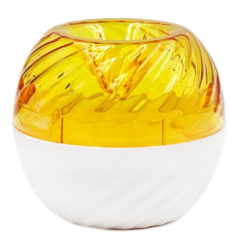 FlyFix Fruit Fly Trap (Reusable) (1, Yellow/White)